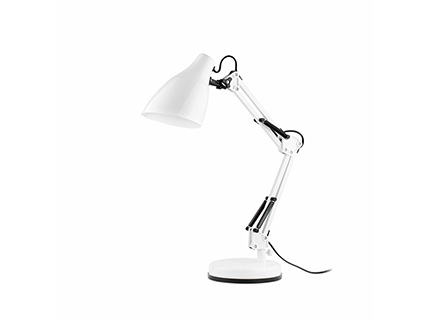 Gru Balanced-arm lamp white 1xE27 11w