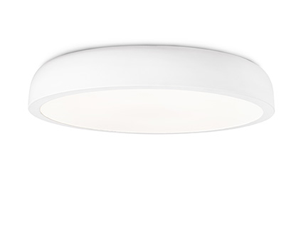 Cocotte Plafón blanco T5 40w