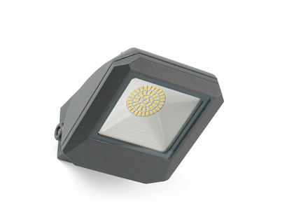 Aran projector Grey Dark LED 17w 4000K