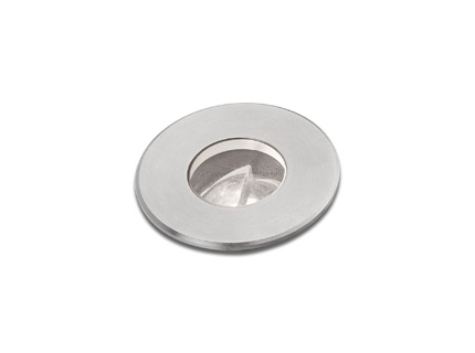Curtis Recessed 1L 2w IP67 asymmetric 45º 3000K