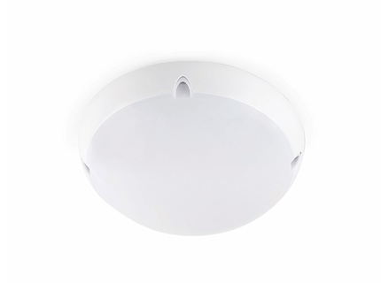 Dakyu ceiling lamp Outdoor white PIR LED 20w 3000K