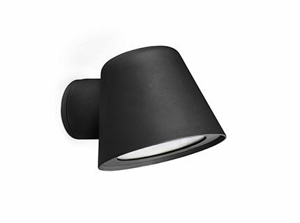 Gina Wall Lamp 1xGU10 35w 4000K Black