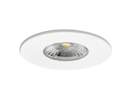 Compac Round Recessed white LED 15w 3000K 36ú
