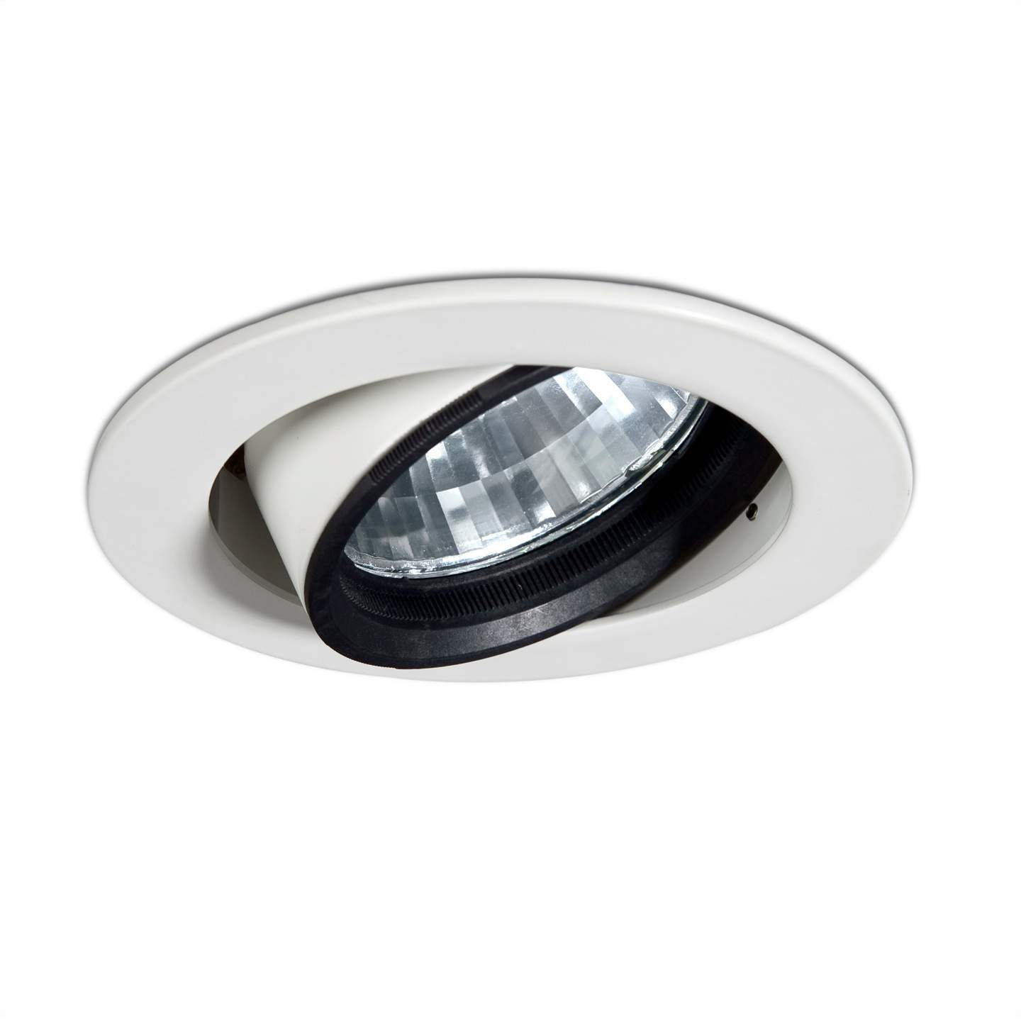 Olimpo Downlight Orientable 1xC dimmable Tm 20/35w 38º blanco