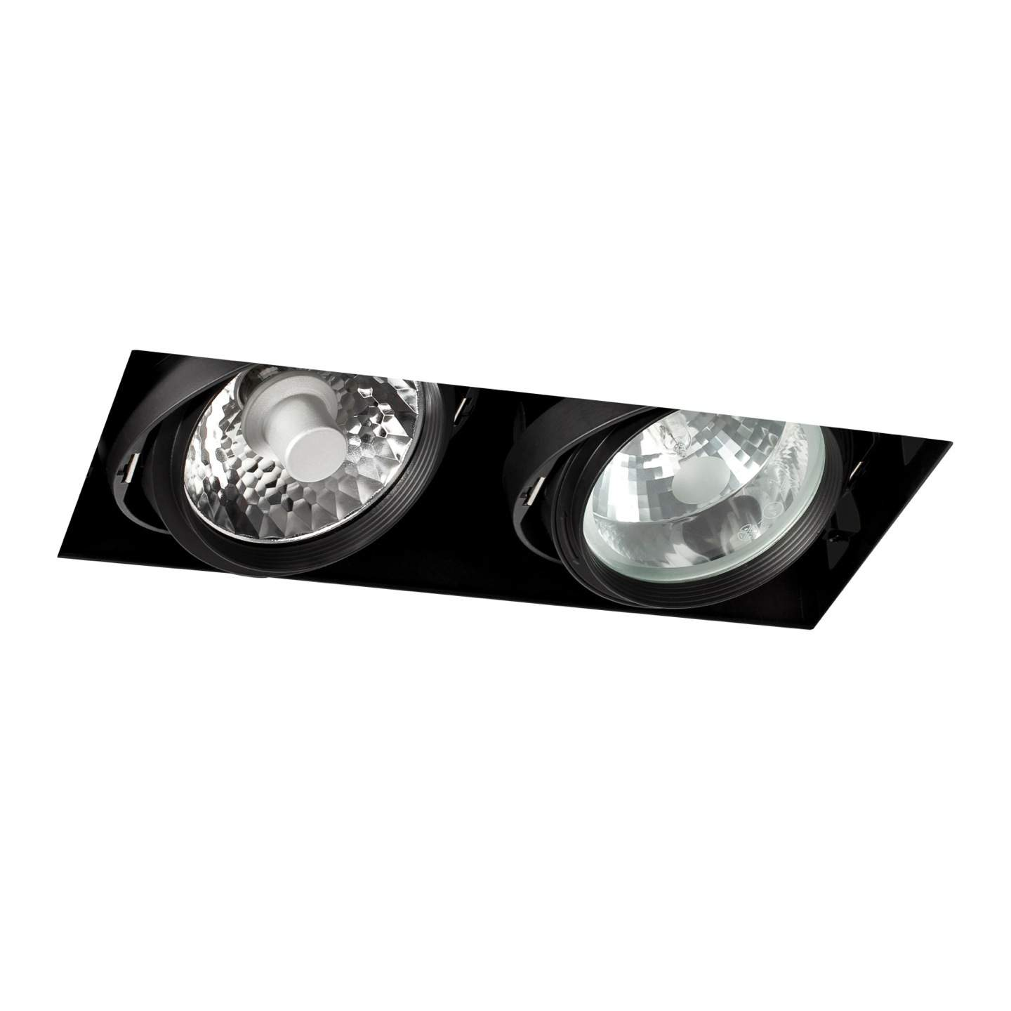 Morris Recessed Ceiling (body without PortaLámpara s) 2xElements without Framework