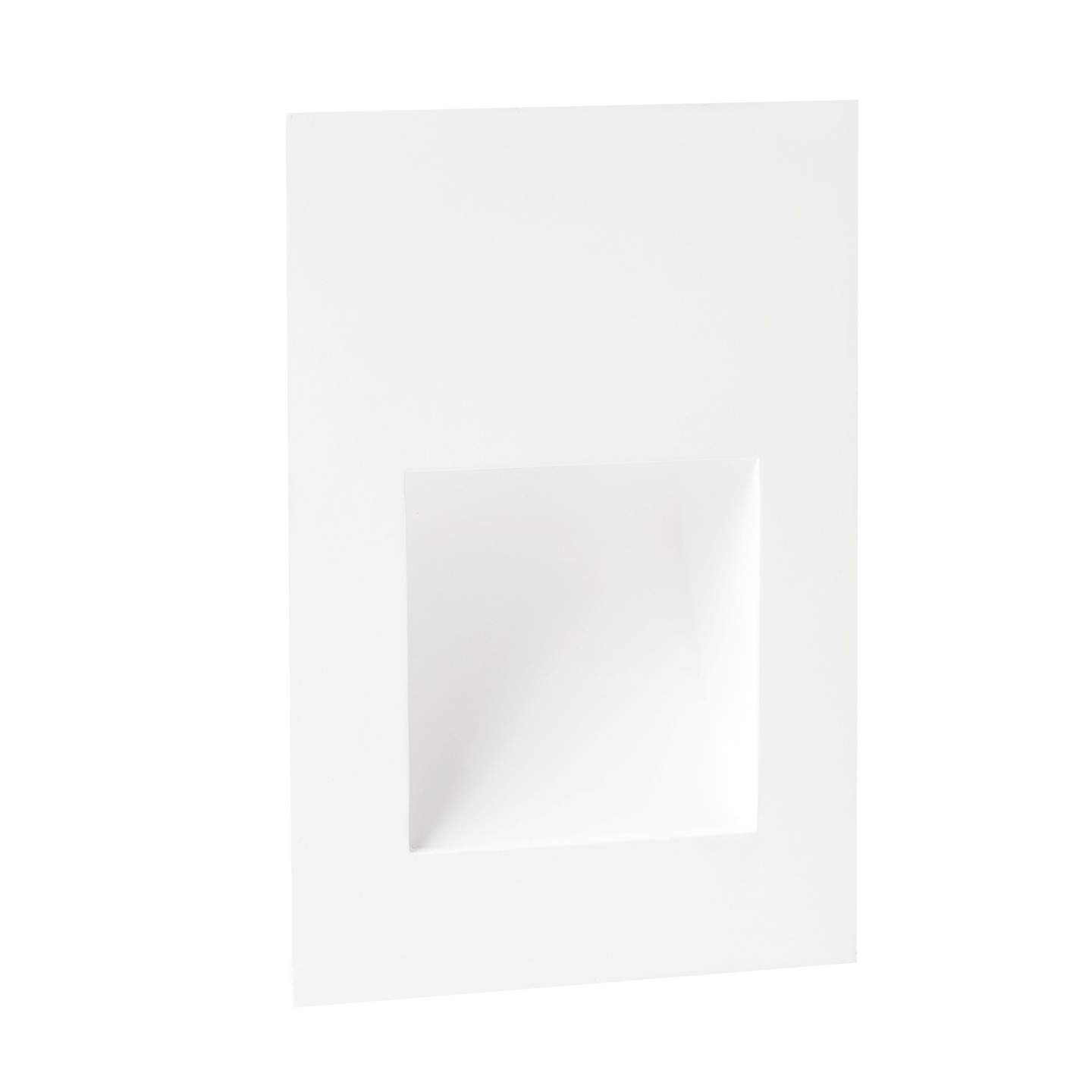 Plas 3 Recessed plaster LED 1x1w 3000ºK 64,80Lm white