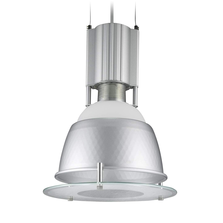 Nitro Pendant Lamp / Campana 1xE27 60w Grey