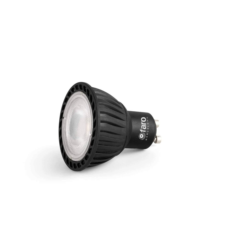 Bombilla LED GU10 5w 2700K 45º licht Cálida