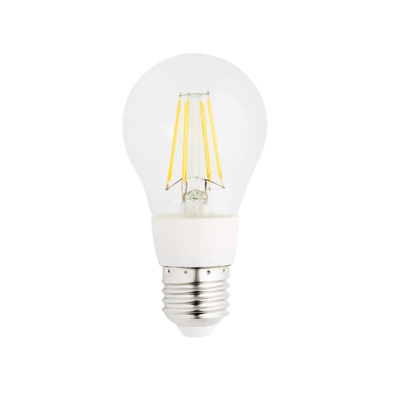 Esférica Filamento LED E27 4w 2700K