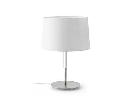 Volta Table Lamp white E27 20w 2700k
