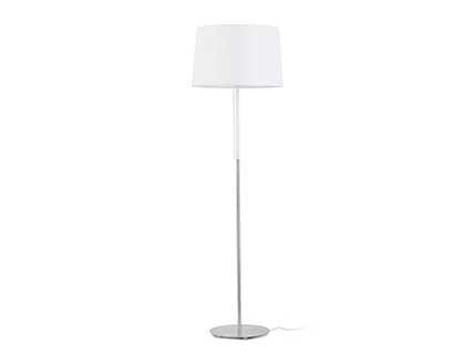 Volta lámpara de Pie blanco E27 20w 2700k