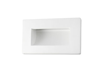 Malmo Empotrable blanco led 9w 3000k