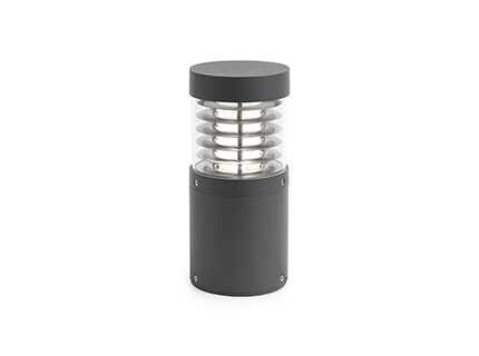 Giza Lantern Grey Dark led 12w 3000k