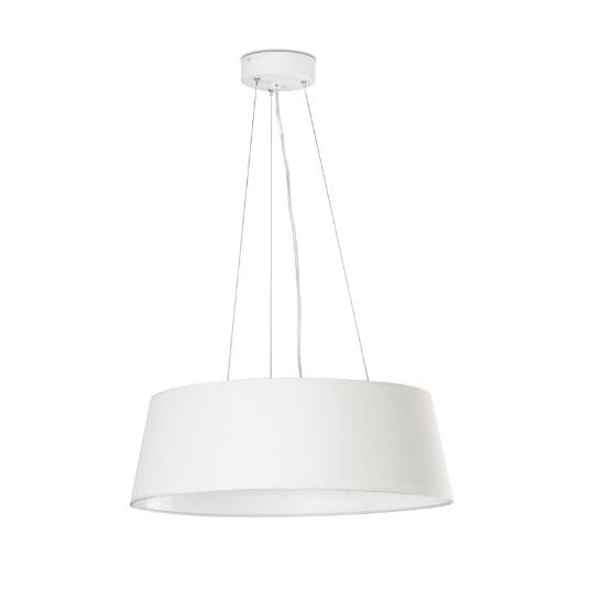 Aina Lámpara Colgante blanco LED 40W 2700K