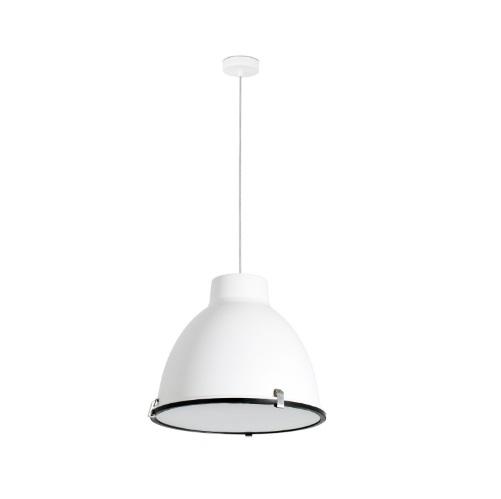 Charlotte Pendant Lamp white 1XE27 60W