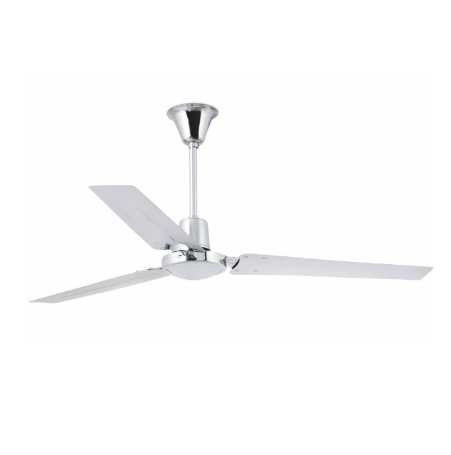 Indus Fan Ceiling 3 blades ø140cm Chrome
