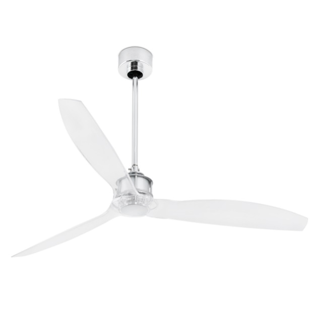 Just Fan 3 blades ø128 white