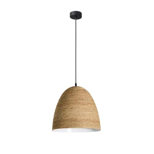 Liana Lámpara Colgante marrón E27 60W