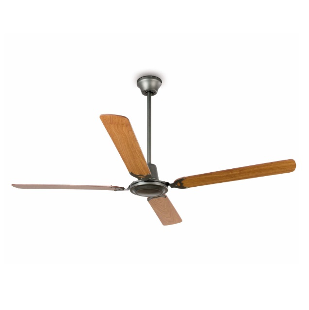 Malvinas Fan Ceiling 4 blades ø140cm Grey