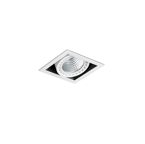 Mini Colin 1 Recessed white LED MEAT 21W 4000K 1590lm 20°