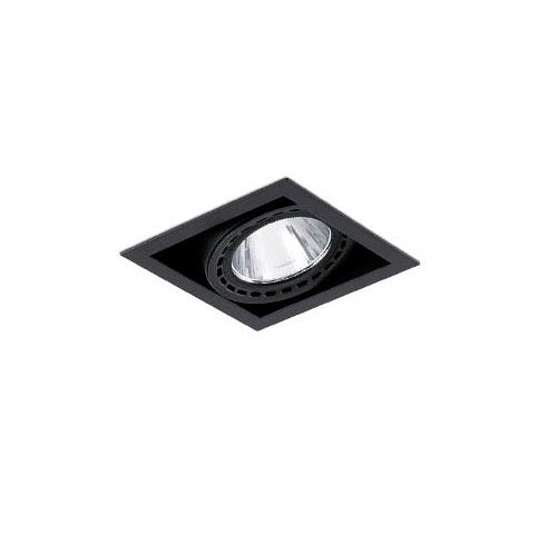 Mini Colin 1 Recessed Black LED MEAT 21W 4000K 1590lm 20° C