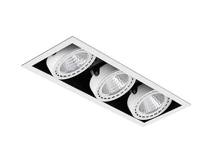 MINI COLIN-3 BLANCO LED 36-54W 3000K 56º