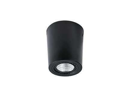 MINI SIGN NEGRO LED 12W 2700K 20º