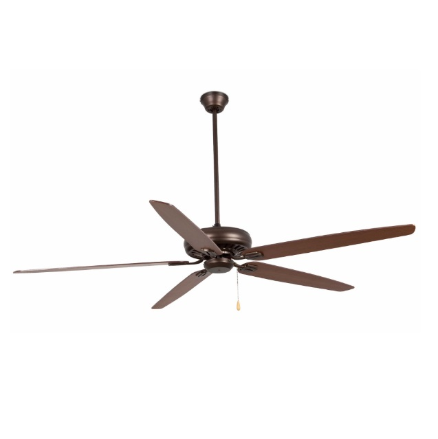 Nisos Fan Ceiling 5 blades ø178cm Brown