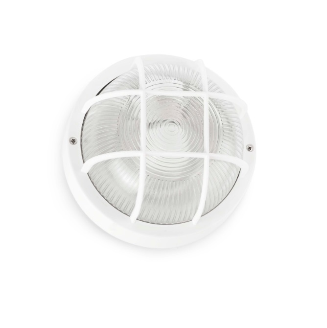 Rondo Wall Lamp Outdoor white 1L 60w