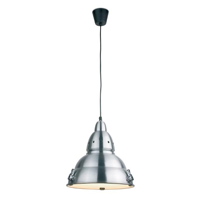 Siria Lámpara Colgante Aluminio 1xE27 max 60W no incl
