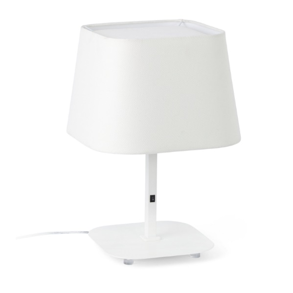 Sweet Table Lamp 1xE27 60w - White