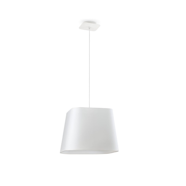 Sweet Pendant Lamp 1xE27 60w - White