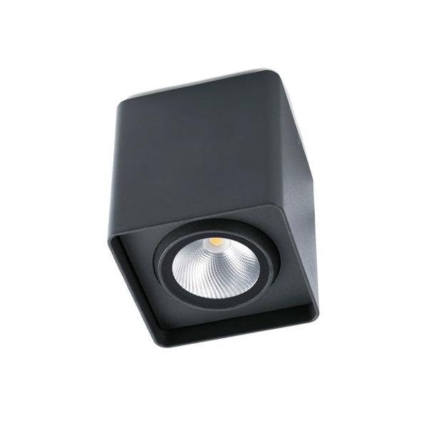 Tami ceiling lamp Outdoor Grey Dark LED 12W 3000K 40 grados