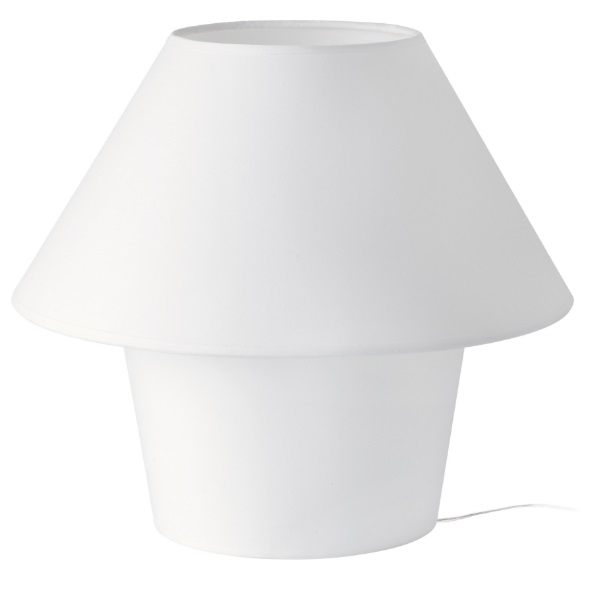 Versus G Lampe de table 1xE27 60w - blanc