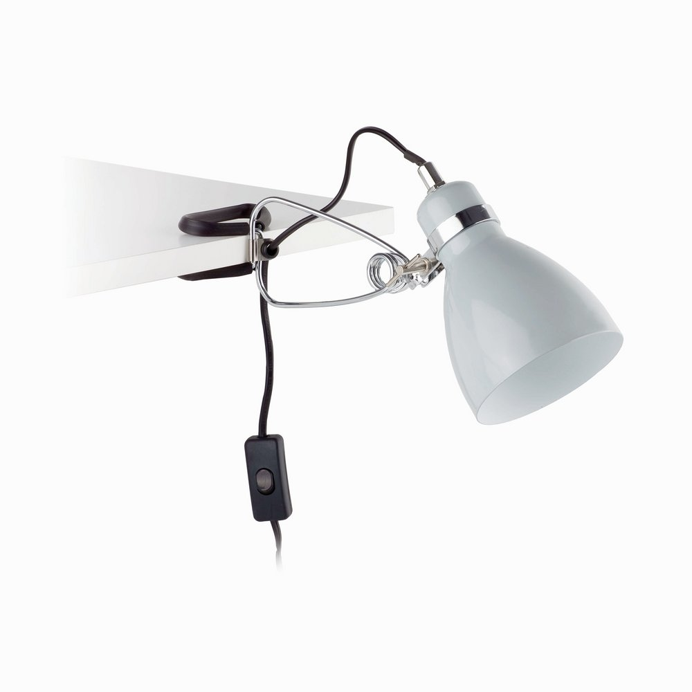Ter Lamp Balanced-arm lamp pin Grey