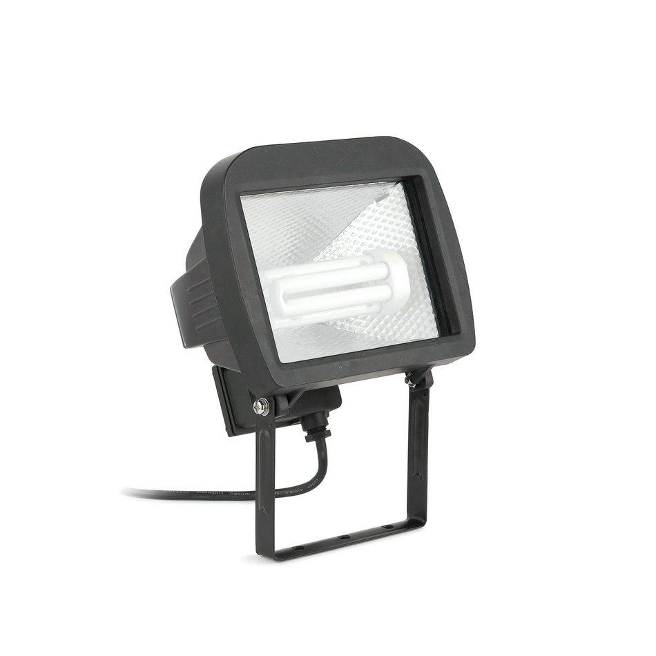 Cedro proyector Exterior negro 1L 24w