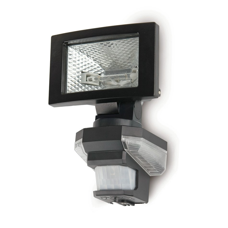 Alnus projector Outdoor Black 1L 150w + LED
