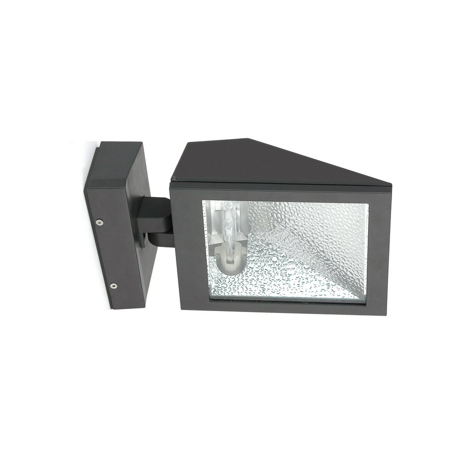 Luxstar 1 proyector Exterior Orientable gris Oscuro 1L 300w