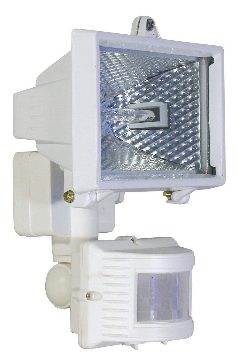 Mikro pir projector Outdoor white Sensor Movimiento 1L 150w