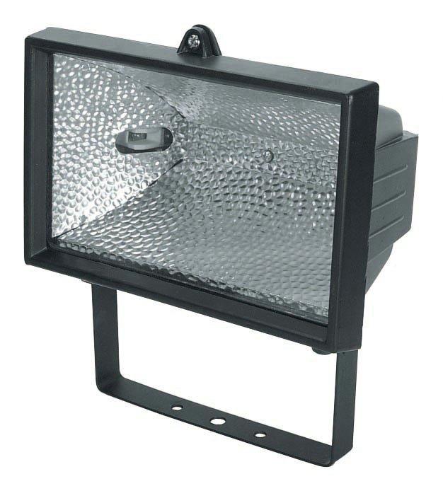 Ziba projector Outdoor Black 1L 1000w