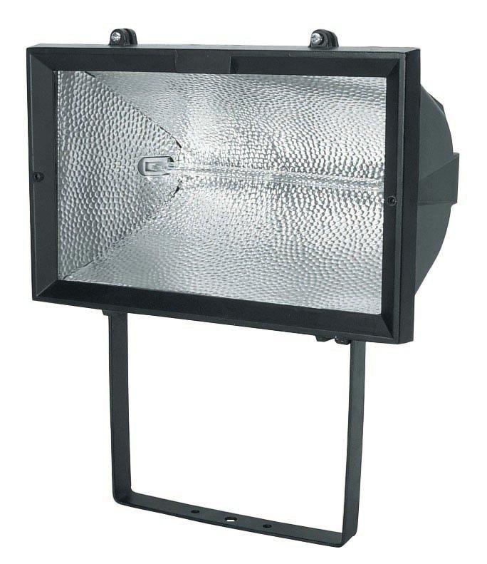 Zolta projector Outdoor Black 1L 1500w
