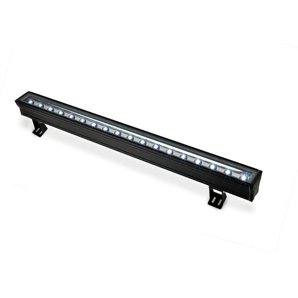 Onda projector Outdoor RGB Black LED 18w