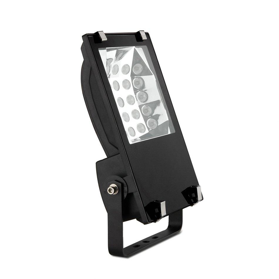 Naos proyector Exterior negro LED 53w