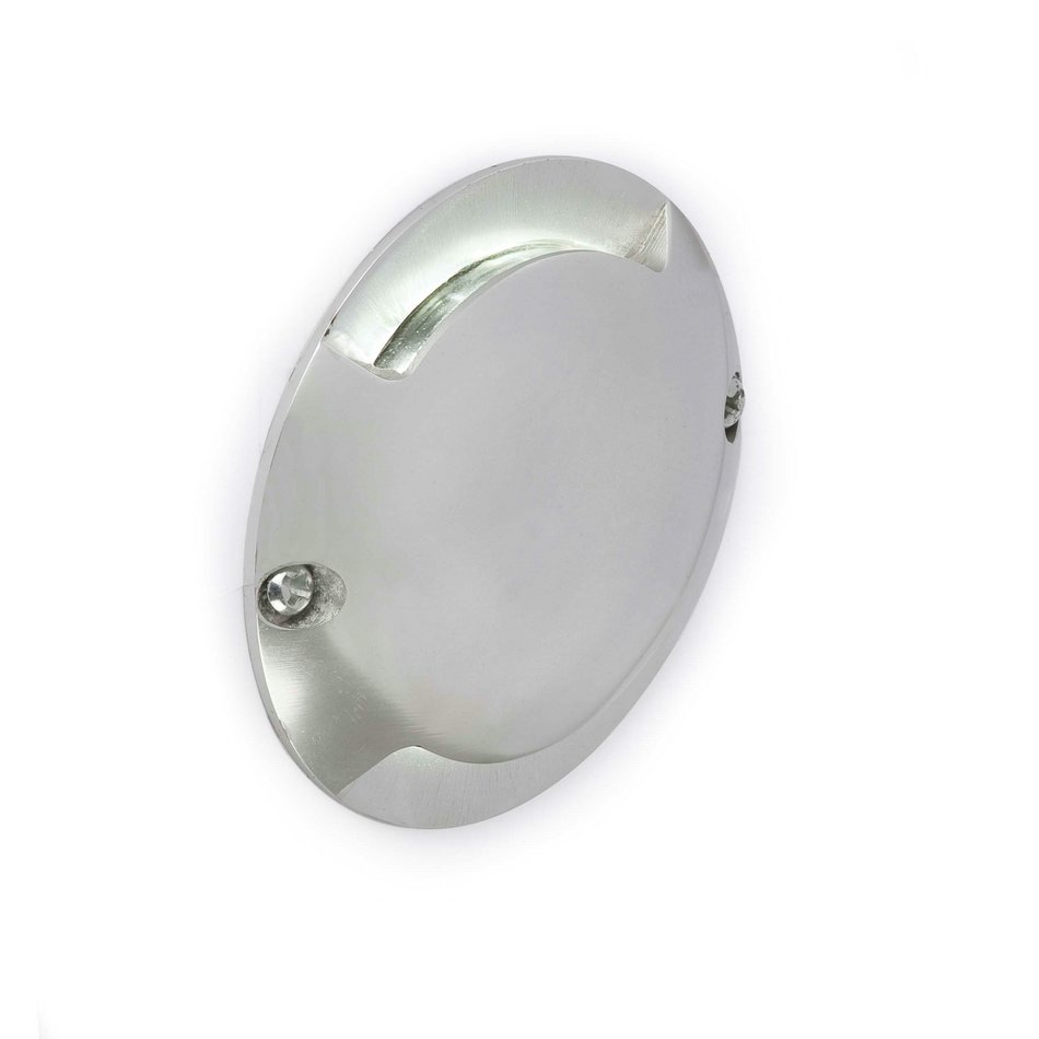 Keenan Beacon Recessed Outdoor LED 6,4w Nickel mate