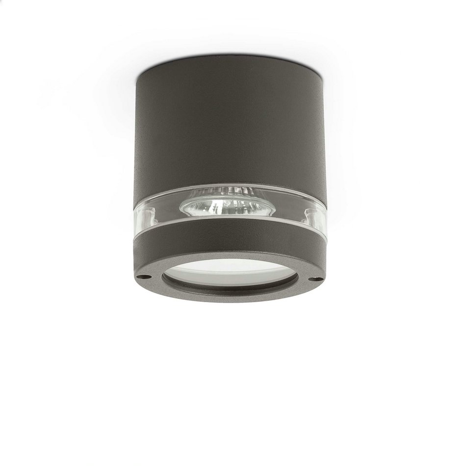 Turmix 3 ceiling lamp Outdoor Grey Dark 1L GU10 35w