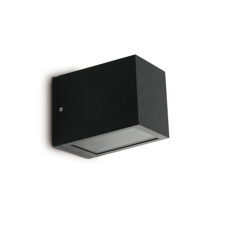 Lacre Wall Lamp Outdoor E27 - 100w Grey Dark
