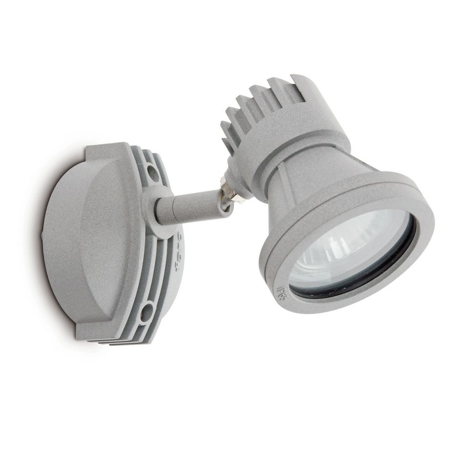 Project Mini Wall Lamp Outdoor GU10 50w Grey
