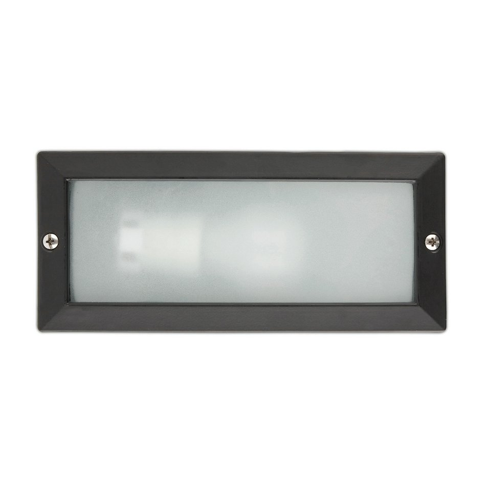 Liso Recessed of wall Outdoor white 1L 40w