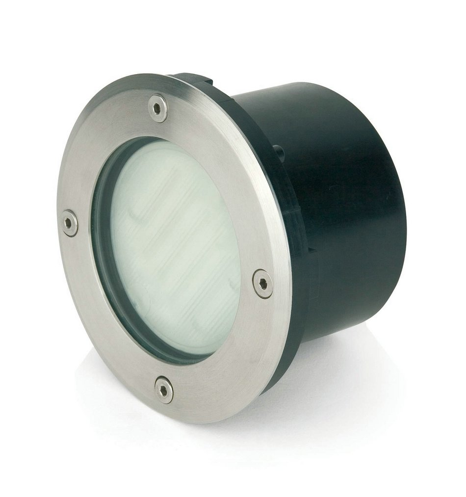 Lio Recessed Outdoor níquel Matt 1L 9w