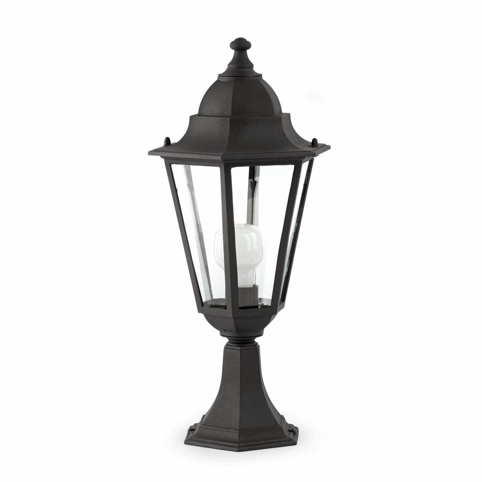 París Lantern Outdoor Black 1L 20w